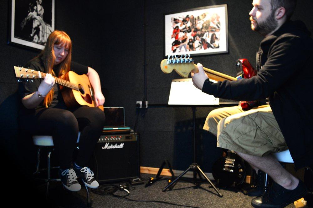 guitar lessons birmingham