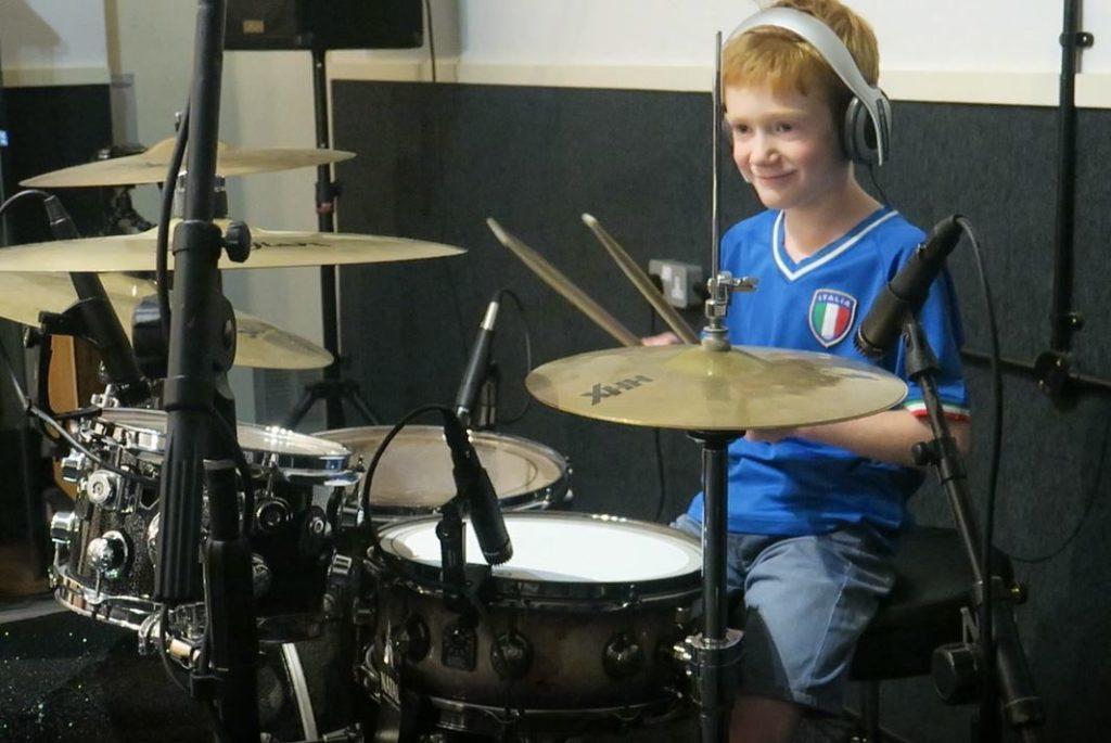 drum lessons Birmingham